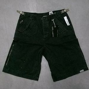 NWT Aaron Chang Men's Cargo Shorts